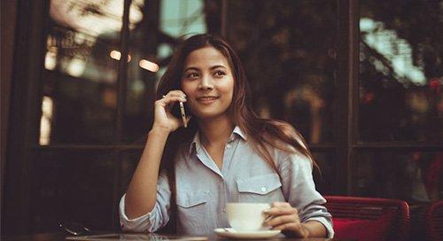 Телефон сам будет решать, когда принимать звонки