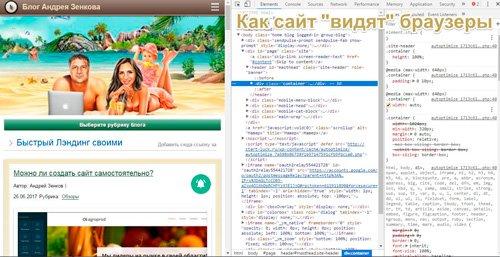 Что такое веб-сайт - простыми и понятными словами