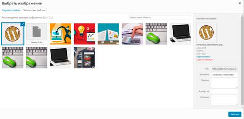 Как быстро правильно создать и добавить фавикон на сайт WordPress