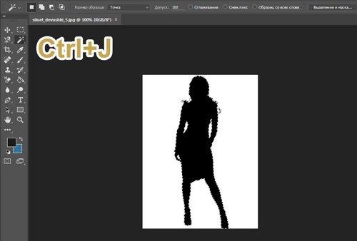 Контур текста, рамка для фотографии и обводка силуэта просто и быстро - инструкция