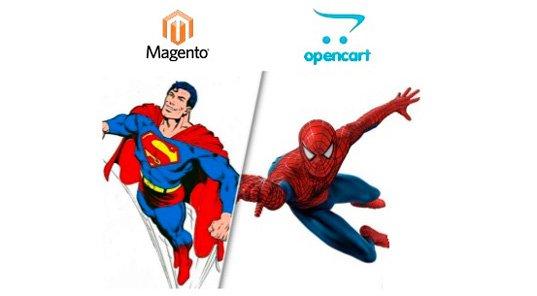 OpenCart или Magento – что лучше, что выбрать?