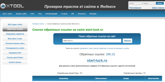 Найти и проверить ссылки на сайт — инструкция и сервисы