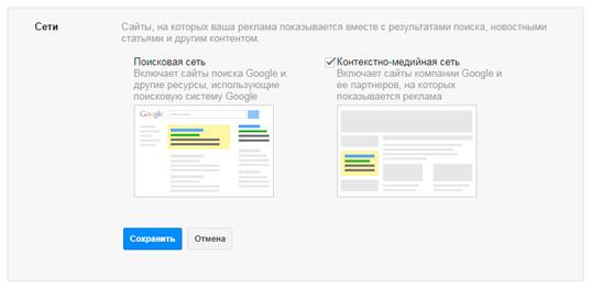 Инструкция по настройке рекламной кампании в Google Adwords
