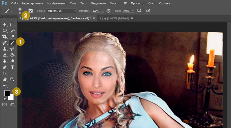 Порно фотошоп онлайн вставить лицо