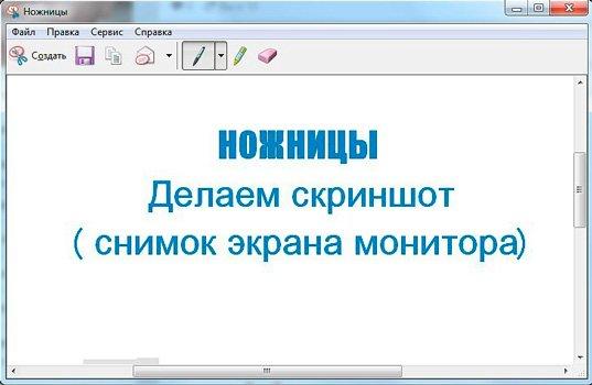 Как быстро сделать скриншот возможностями Windows и сторонними программами