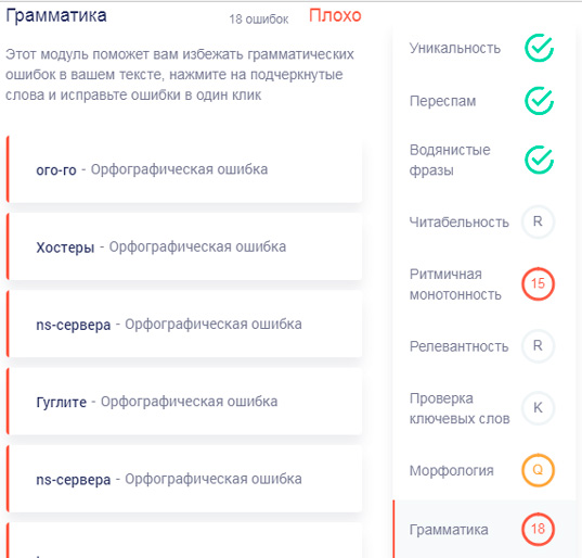 Каким должен быть текст и как сделать SEO анализ контента, чтобы сайт хорошо продвигался в поисковиках