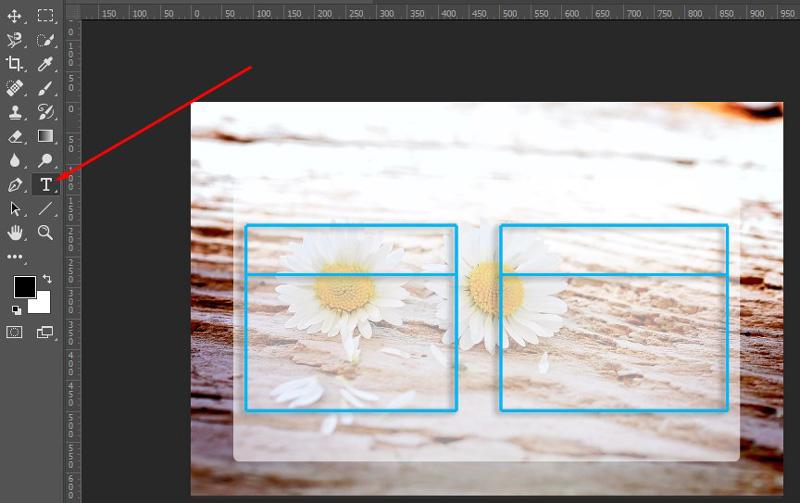 Как менять шрифт в фотошопе