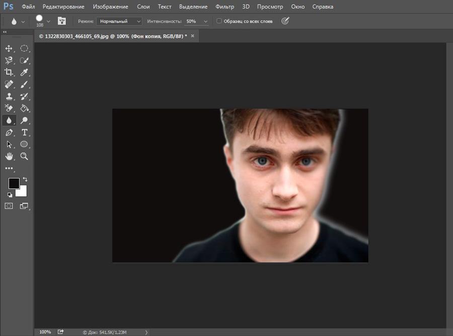 Как вырезать картинку видео