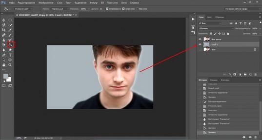 Как вырезать картинку в Photoshop - профессионально, ровно и быстро