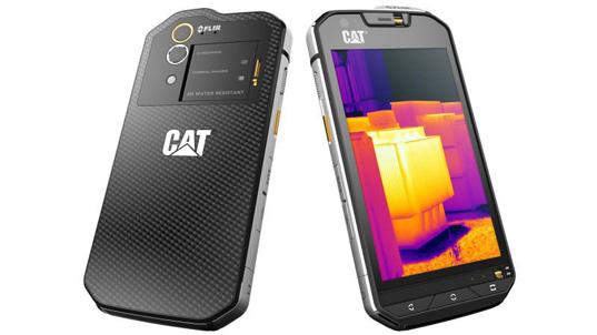 Неубиваемый CAT S60 - первый в мире смартфон с тепловизионной камерой
