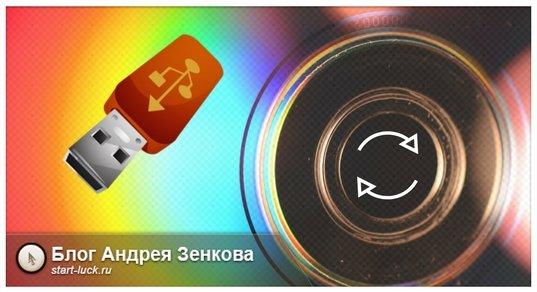 Как создать образ диска с помощью UltraISO