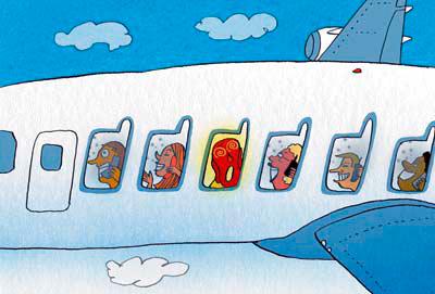 Теперь можно не выключать телефон, летая с Аэрофлотом