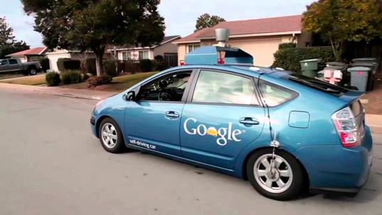 Google научил беспилотные автомобили «понимать» велосипедистов