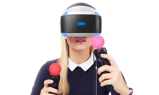 Playstation выпустит гарнитуру виртуальной реальности в двух комплектациях