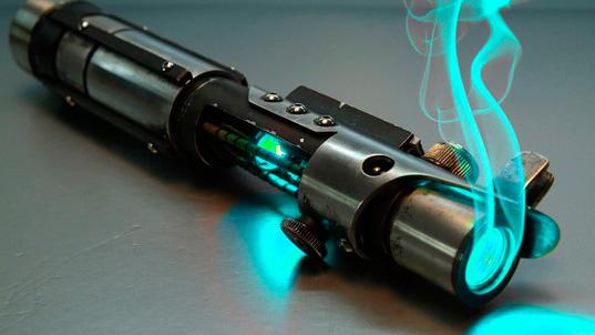 Учёные ещё на шаг приблизились к технологии создания светового меча